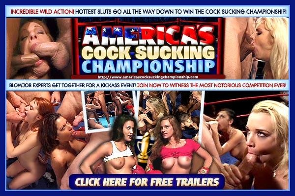 championship dick sucking