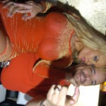 Ice-T And WIfe At Prive Nightclub