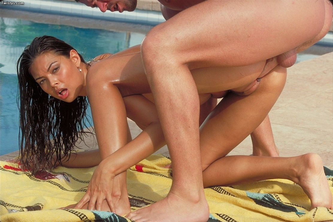 image Cindy crawford dp fuck and swallow jizz