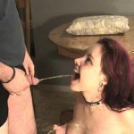 Zophia Myaw  piss in mouth