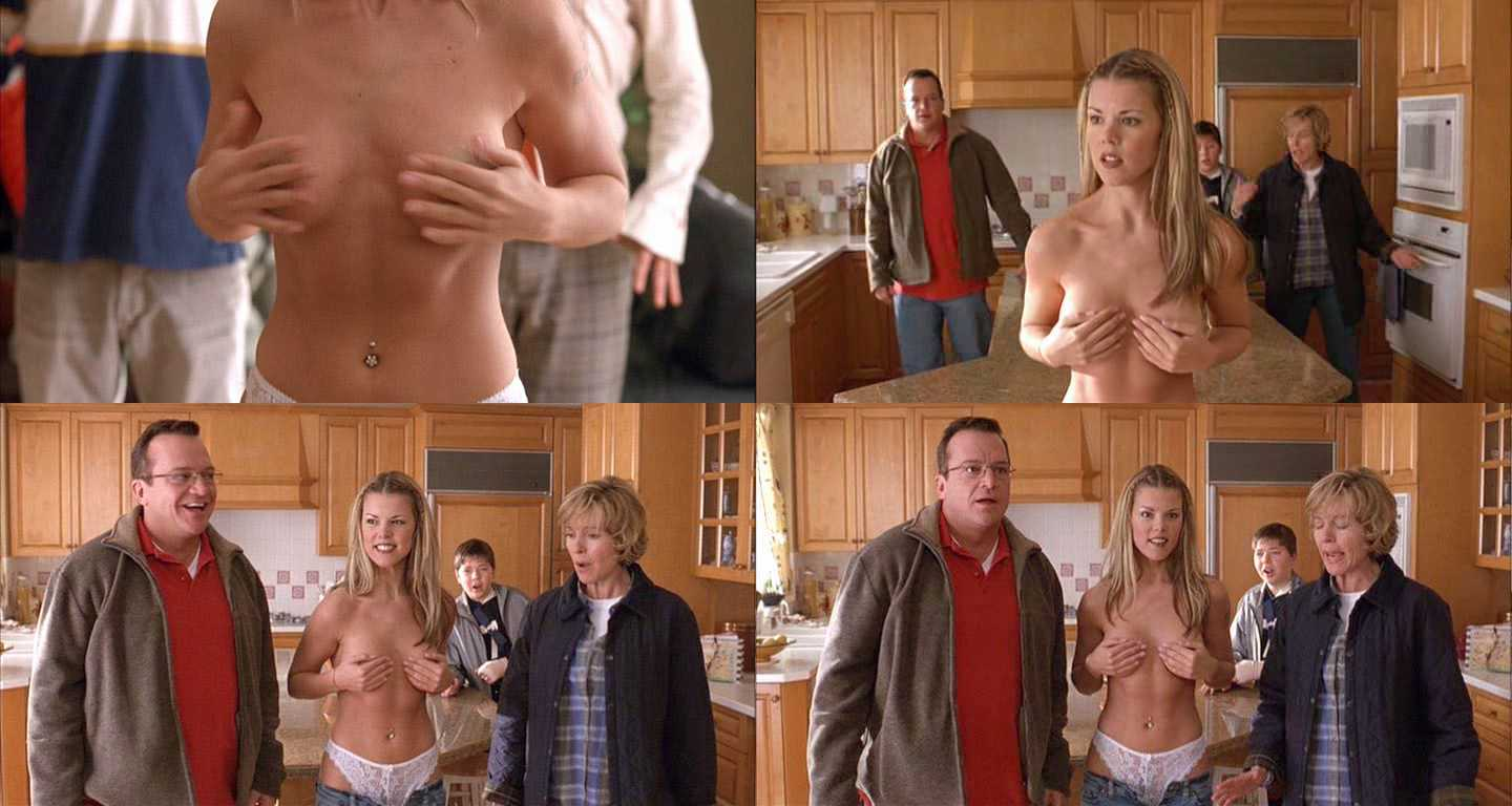 national lampoons barely legal nude scene