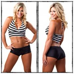 Taryn Terrell TNA Wrestling referee