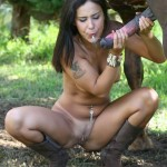 Monica Mattos bestiality 24
