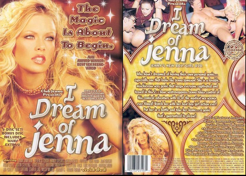 I Dream of Jenna Jameson cover