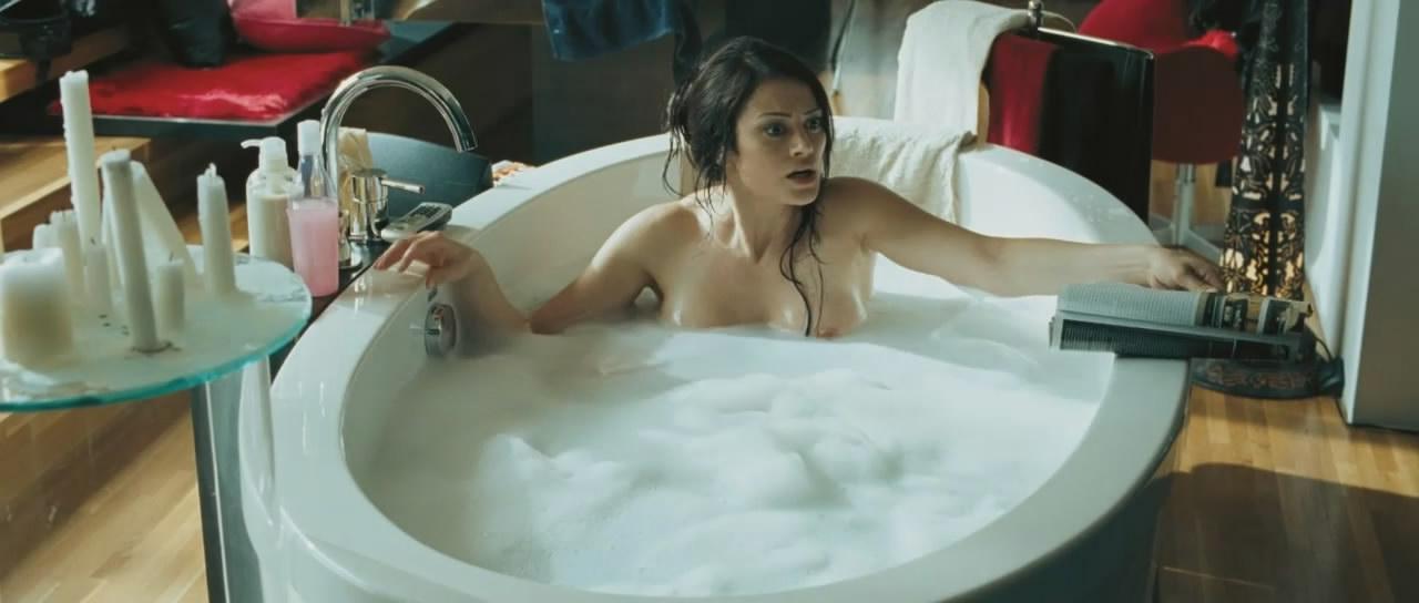 Woman full body naked