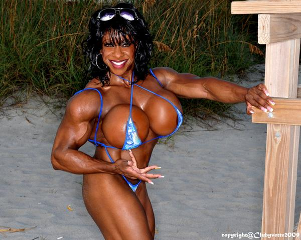 Mooore! MILF female pornstar bodybuilders mais excitante