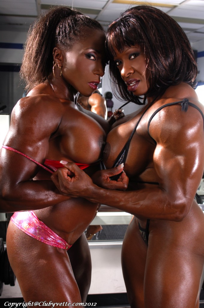 Female Body Builder Porn Star 64