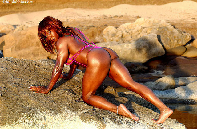 Yvette Bova Bodybuilder Sex 72