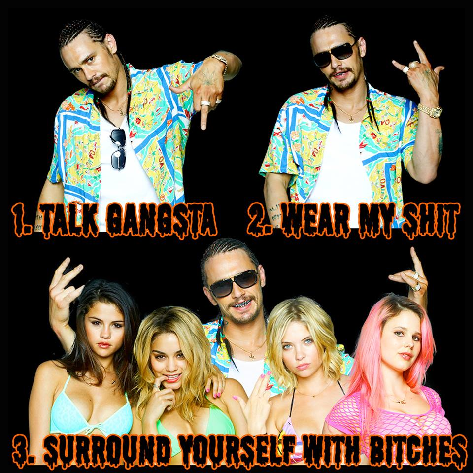 Spring Breakers bitches