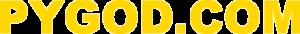 PYGOD COM logo