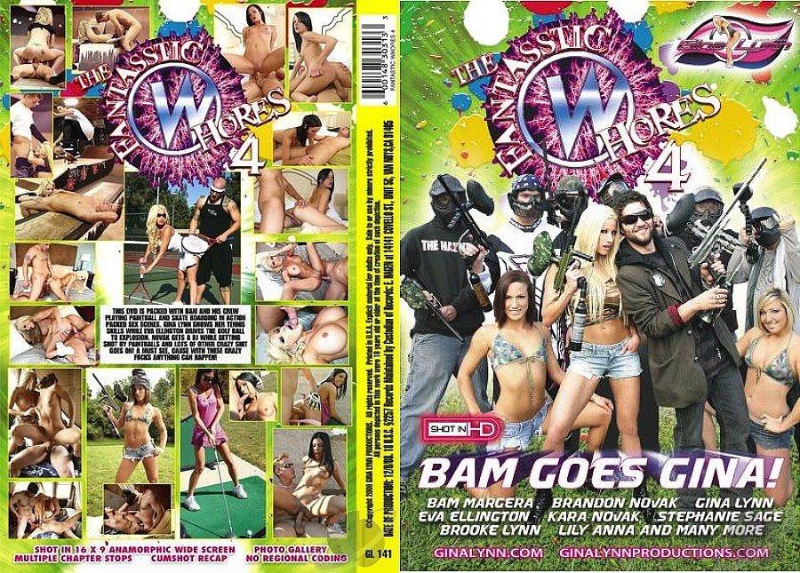 The Fantastic Whores 4 - Bam Goes Gina