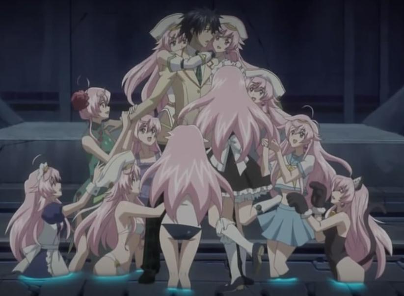 Harem anime requirements