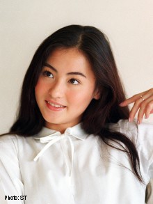 Cecilia Cheung bondage video