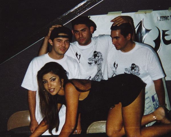 Jasmin St Claire Worlds Biggest GangBang late 1995