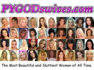 PYGODswives Top 40 PornStars